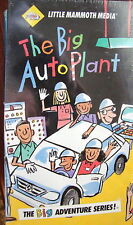 The Big Auto Plant Watch How A Car is Built VHS Mercedes Benz plant Alabama NEW
