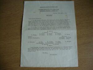 1958/9 Carshalton Athletic v Epsom FC - Southern Combination Cup Semi Final