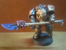 Warhammer 40k + + Grey Knight Terminator (A) + + rogue trader