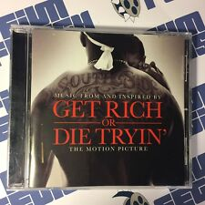 Get Rich Or Die Tryin' Music From Inspired by the Motion Picture Soundtrack CD