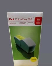 Oce Color Wave 300 Yellow (350mL) Ink Tank Colorwave 1060091363 New