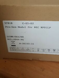 NEC NP01LP LAMP  TO FIT NP2000  PROJECTOR