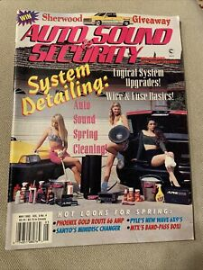Auto Sound & Security Magazine May 1993