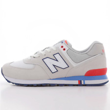 New Balance 574 Summer Shore - Light Grey / Running Shoes Sneakers / Ml574Ncr