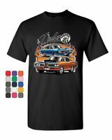 Dodge Super Bee  T-Shirt American Classic Muscle Car Mens Tee Shirt