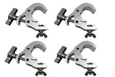 """2"""" Truss Quick Rig Clamp, Aluminum Finish-4 PACK 550lb rating Aluminum"""