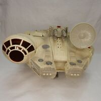 2001 HASBRO PLAYSKOOL HEROES STAR WARS MILLENNIUM FALCON (SHIP, TOY)