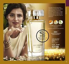 Oriflame  GIORDANI GOLD ORIGINAL  Eau de Parfum 50 ml / orange bloosom patchouli