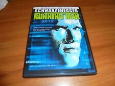 The Running Man (DVD, WS/FS 2-Disc 2006) Used Arnold Schwarzenegger OOP