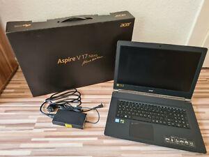 Acer Aspire V17 Nitro - Black Edition - OVP - 17,3 Zoll - Quad-Core