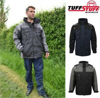 TUFFSTUFF Cleveland MENS Work Play Quality Winter WARM Jacket S M L XL 2XL 3XL
