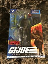 GI Joe Classified Series Beach Head