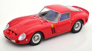 KK Scale - Ferrari 250 GTO 1962 rosso 1/18