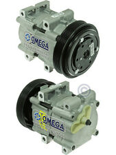 New Compressor And Clutch 20-10981 Omega Environmental