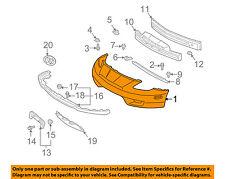 TOYOTA OEM 00-05 Celica-Bumper Cover 0816420830