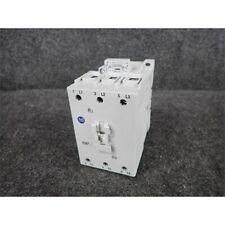 Allen Bradley 100-C97D00 Contactor, IEC, 97A, 3P, 120VAC Coil