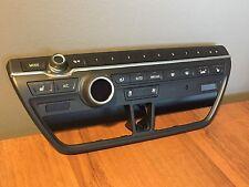 BMW i3 l8 Klimabedienteil Bedienteil Klimaautomatik Audio Control Panel