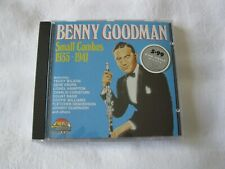 Benny Goodman - Small Combos 1935-1941 - Import - CD Album (2003)