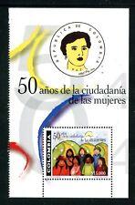 Colombia 1231, MNH, Women;s Citizenship 50th Ann 2004. x31707