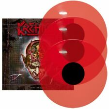 KREATOR - COMA OF SOULS - 3LP RED VINYL NEW SEALED 2018