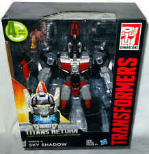 Transformers Titans Return Ominus & Sky Shadow Action Figures MIB Leader Class!