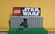 "STAR WARS LEGO LOT  MINIFIGURE--MINI FIG--"" BOBA FETT ----9496--RETIRED"