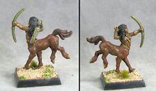 Painted Reaper Children of the Zodiac Sagittarius Female Centaur Archer 28mm D&D