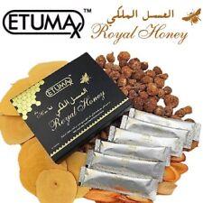 Pure Original Honey + Tongkat Ali + Ginseng for Stamina 1 Box 12 sachets x 20g
