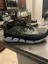 Hoka One One Infinite Men's Size 9 Grey Volt Running Shoes Sneakers