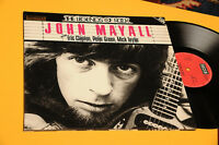 JOHN MAYALL (ERIC CLAPTON..)2LP LEGEND OF ROCK ORIG GERMANY MINT UNPLAYED GATEF