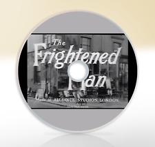 The Frightened Man (1952) DVD Crime Drama Movie Film Dermot Walsh Charles Victor