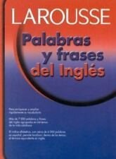 Palabras y frases del ingles (Spanish Edition)-ExLibrary