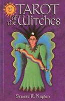 Tarot of the Witches Book : The Only Complete and Authentic Illustrated Guide...