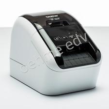 Brother QL-800 QL 800 Etikettendrucker Labelprinter inkl. 2 Bänder NEU OVP