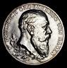 Münze; 5 Mark, Silber, Friedrich Grosherzog v. Baden, Deutsches Reich 1902,