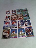 *****Fred Marion*****  Lot of 50 cards.....12 DIFFERENT / Football