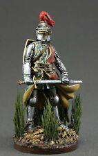Toy tin soldiers 54 mm .ELITE Soldier. European Knight