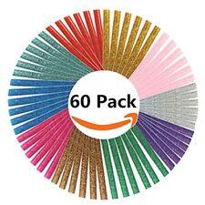 Jelacy 10 Color Hot Glue Gun Sticks Hot Melt Glue Sticks Mini for DIY Art Craft
