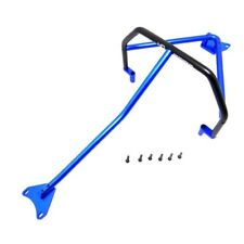 Hot Racing LCF11206 Traxxas Rally & Slash 4X4 LCG Aluminum Roll Cage (Blue)