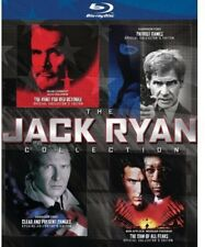 The Jack Ryan Collection [New Blu-ray] Collector's Ed, Gift Set, Slipsleeve Pa