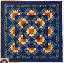 Mirasol Quilt Pattern Pieced SG