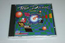 TOP DANCE VOL.2 / CD MIT TECHNOTRONIC - SHAKA ZULU - SINITTA - BLACK BOX - YAZZ