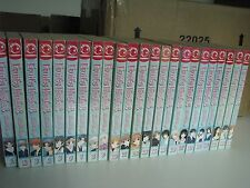 Fruits Basket Complete Manga Set Vol 1-23 -Free Shipping-