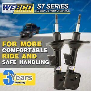 Front Webco Strut Shock Absorbers for KIA SPORTAGE KM 2.0 2.7 V6 4WD AWD Wagon
