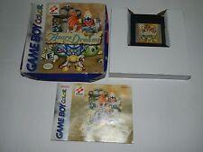 Azure Dreams (Nintendo Game Boy Color) GBC **COMPLETE IN BOX**