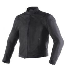Jacket man Dainese Air Flux Tex d1 black size 46 moto perforated summer