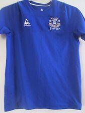 Everton Entrenamiento Camiseta De Fútbol Talla XL Chicos/41664