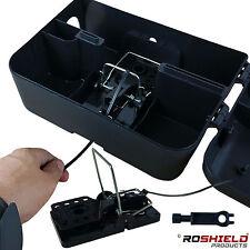 1 X Trampa de Rata Snap + 1 X Protector Caja Externa De Rata-verde sin veneno La solución