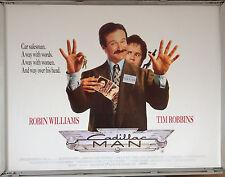 Cinema Poster: CADILLAC MAN 1990 (Quad) Robin Williams Tim Robbins