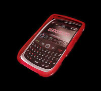 NEW RED BLACKBERRY CURVE 8900 9300 SOFT PLASTIC CASE SUPER FAST SHIPPING